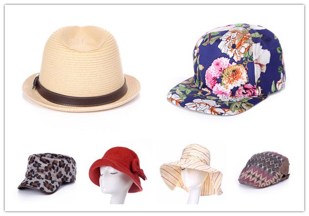 戴帽子和穿衣服一样,要尽量扬长避短