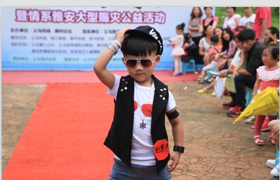 """盘点""""斯巴鲁杯""""少儿模特大赛中,小模特戴的儿童帽子"""