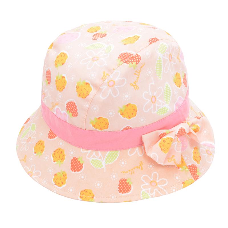 义乌帽厂既可爱又遮阳的夏季童帽