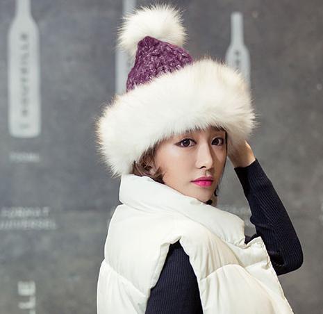 新款潮流冬帽保暖帽