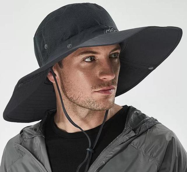 夏天必备的防晒帽